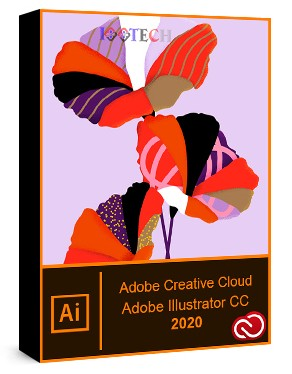 Adobe Illustrator CC 2020 v24 0 6  [macOS]