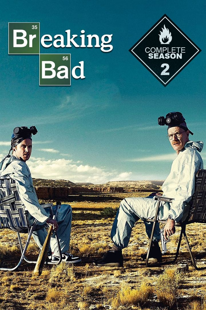 Breaking Bad Saison 2 FRENCH HDTV