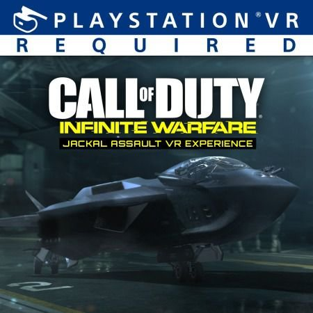 Call of Duty Infinite Warfare Jackal Assault VR Experience (PS4)