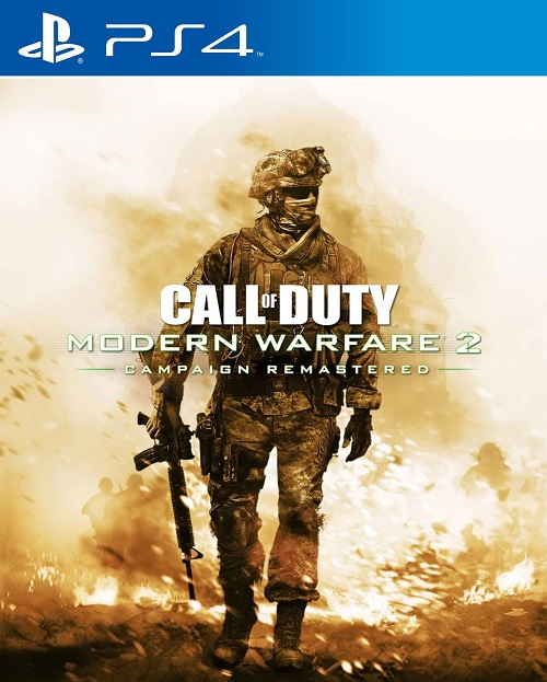 Call of Duty Modern Warfare 2 Campaign Remastered (PS4)