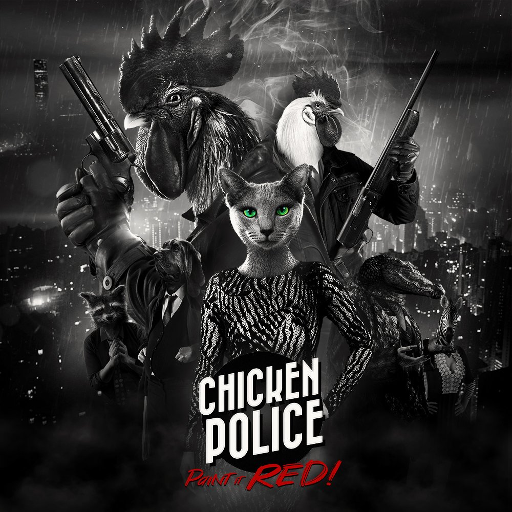 Chicken Police – Paint it RED! (SWITCH)