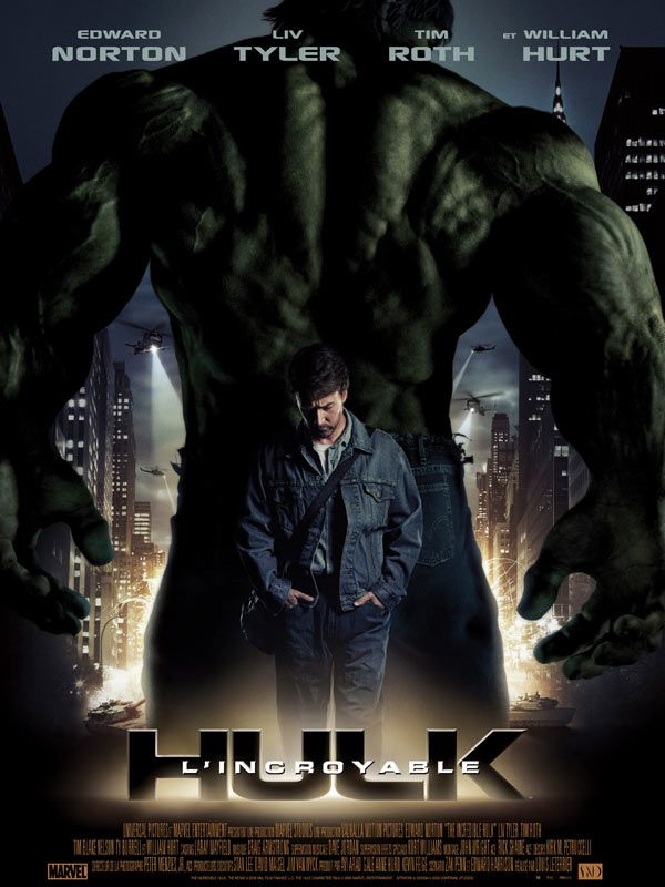L'Incroyable Hulk TRUEFRENCH HDLight 1080p 2008