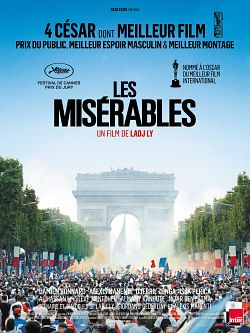 Les Misérables FRENCH WEBRIP 1080p 2020