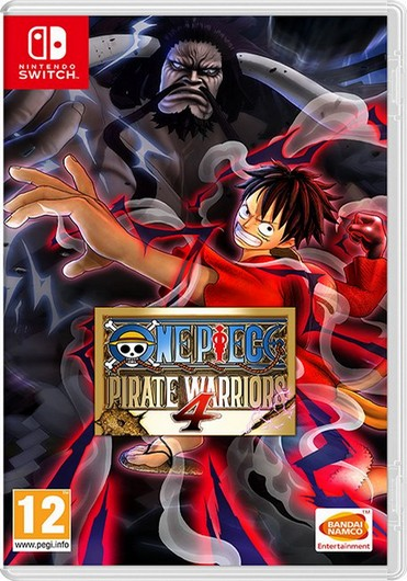 One Piece Pirate Warriors 4 V1.0.1 (SWITCH)
