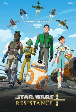 Star Wars Resistance S02E03 FRENCH HDTV
