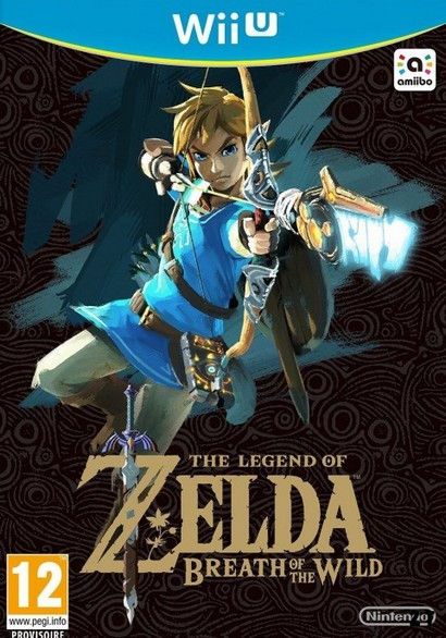 The Legend of Zelda : Breath of the Wild (WIIU)