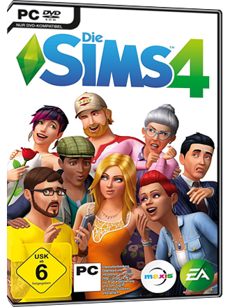 The Sims 4: Deluxe Edition (PC)