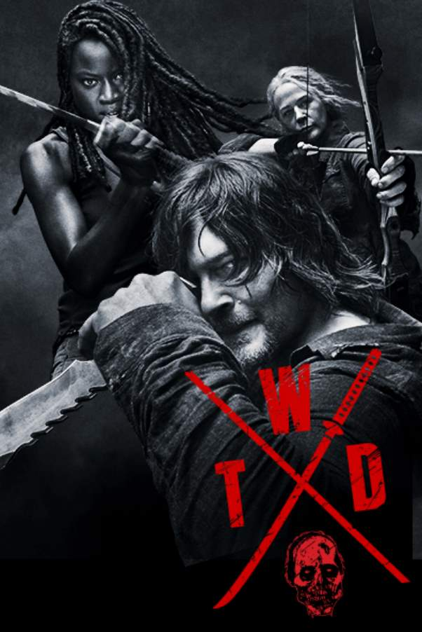 The Walking Dead S10E01-08 FRENCH HDTV