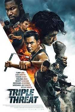 Triple Threat TRUEFRENCH WEBRIP 2019