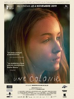 Une Colonie FRENCH WEBRIP 720p 2020